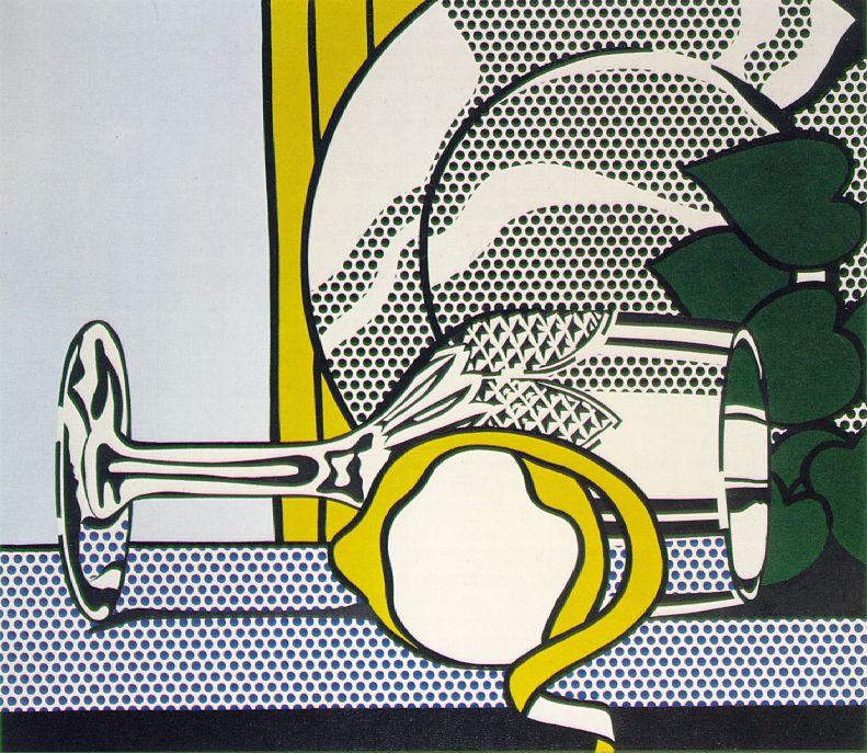Roy Lichtenstein Abstract Art Catalogue