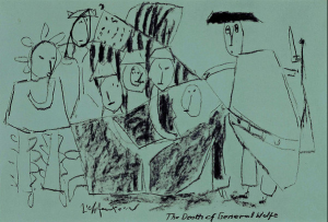 Study for Death of a General